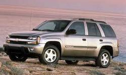 $6,295 Used 2003 Chevrolet TrailBlazer for sale.