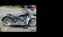 $6,400 2005 Harley-Davidson Softail Deluxe
