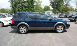 $6,403 2006 Ford Freestyle SEL