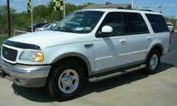 $6,495 Used 2002 Ford Expedition for sale.