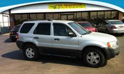 $6,495 Used 2003 Ford Escape for sale.