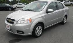 $6,495 Used 2007 Chevrolet Aveo for sale.