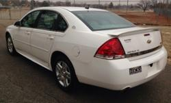 $6,499 2009 Chevy Impala LT 129k(Leather,sunroof,loaded)