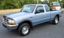 $6,500 1998 Ford Ranger XLT SuperCab 4WD - SALE!!