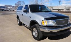 "$6,500 Beautiful 2003 Ford F 150 4X4 ""Low Miles"""
