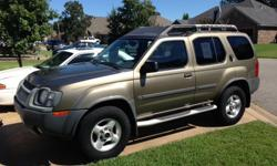 $6,500 OBO 2002 Nissan xTerra XE 4wd Supercharged