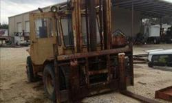 $6,500 Used 1980 HYSTER H150 for sale.
