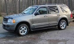 $6,795 2002 Ford Explorer XLT 4x4 Great Condition, 3rd Row,