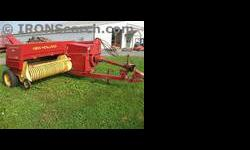 $6,800 New Holland 320 Baler/Square