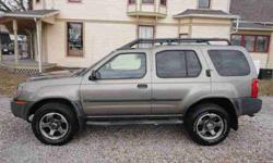 $6,888 Used 2004 Nissan Xterra XE 4x4 SUV, 187,070 miles