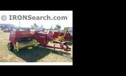 $6,900 1983 New Holland 320 Baler/Square