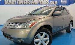 $6,988 2003 Nissan Murano SE Sunroof Leather AWD