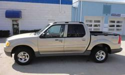 $6,988 Used 2003 Ford Explorer Sport Trac XLT 4x4 SUV,