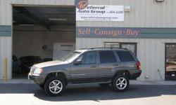$6,990 Used 2002 Jeep Grand Cherokee for sale.
