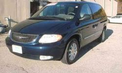 $6,995 2002 Chrysler Town and Country