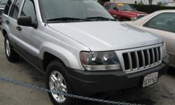 $6,995 2004 Grand Cherokee Laredo Jeep