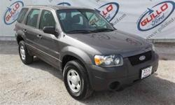 $6,995 2006 Ford Escape XLS