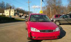 $6,995 2007 Ford Focus Ses Sedan