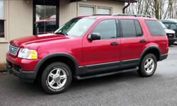 $6,995 Used 2003 Ford Explorer for sale.