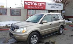 $6,995 Used 2005 Honda Pilot for sale.