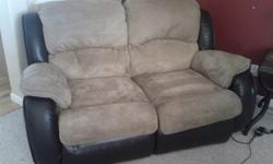 $700 Beautiful Couch and Loveseat