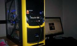 $700 Computer desktop Bumblebee themed OKC (oklahoma city)