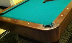 $700 Fischer Pool Table