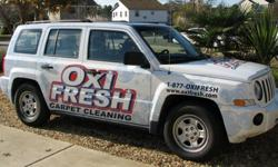 $70 Green Carpet Cleaning- Oxi Fresh