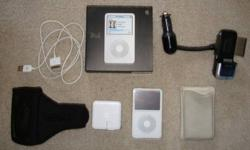 $70 iPOD Video Classic 60GB USED