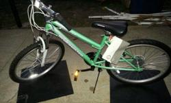 "$70 OBO Girls Roadmaster 24"" Mountain Bike"