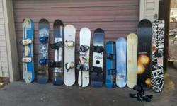 $70 Snosboards and gear (Roy, utah)