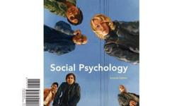 $70 Social Psychology (Books a la Carte Edition) (7th