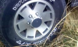 $70 Wheels - 235-75-15 and many other sized Radial used