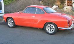 71 vw karmann ghia