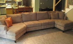 $725 3 Piece Sectional