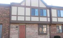 7407 Saxony Drive West Chester, Nice Three BR Townhome