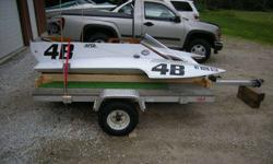 $750 80's Vintage Furnal Flyer J/A class Hydro