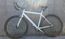 $750 Giant Bowery '84 Track Bike in Excellent Condition, 52