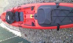 $750 Malibu Kayak X-13 new