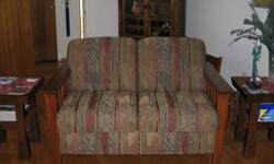 $750 Mission Living/Family Room Furniture