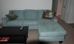$750 OBO Sleeper sectional sofa