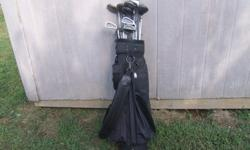 $75 16 Golf Clubs and Bag