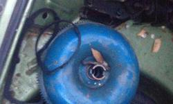 $75 904 transmission and torque converter