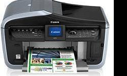 $75 Canon MP830 Multifunction Printer - excellent condition