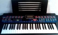 $75 Casio Electronic KEYBOARD, Stand, Guide & Songbook