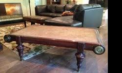$75 Coffee Table