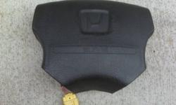$75 Driver air bag for 96-97 Honda Accord