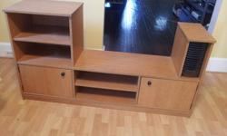 $75 Entertainment Center/TV Stand