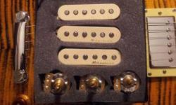 $75 Fender USA vintage noiseless pickup set
