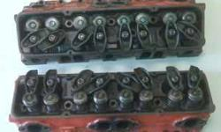 $75 Heads 882 Set Small Block Chevy Big Valves High